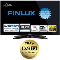 Finlux LED TV TV32FFC5760 | DVB-T2, SAT, Wi-Fi, Skylink live, ultratenká, Full HD