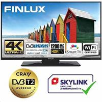 "Finlux LED TV TV55FUD7060 55"", SMART TV, WiFi, 4K UHD, 140cm"