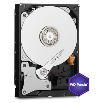 HDD 4TB WD40PURZ Purple 64MB SATAIII 5400rpm 3RZ