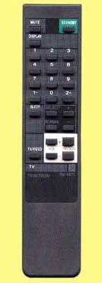 543f02037 Dálkový ovládač SONY RM-687C - náhrada | E-Shop SAPRO - Váš ...
