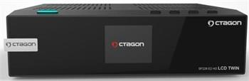 OCTAGON SF228 HD TWIN DVB-S2 Enigma2 LCD