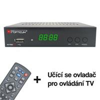 OPTICUM DVB-T2 NYTRO BOX H.265 HEVC, USB